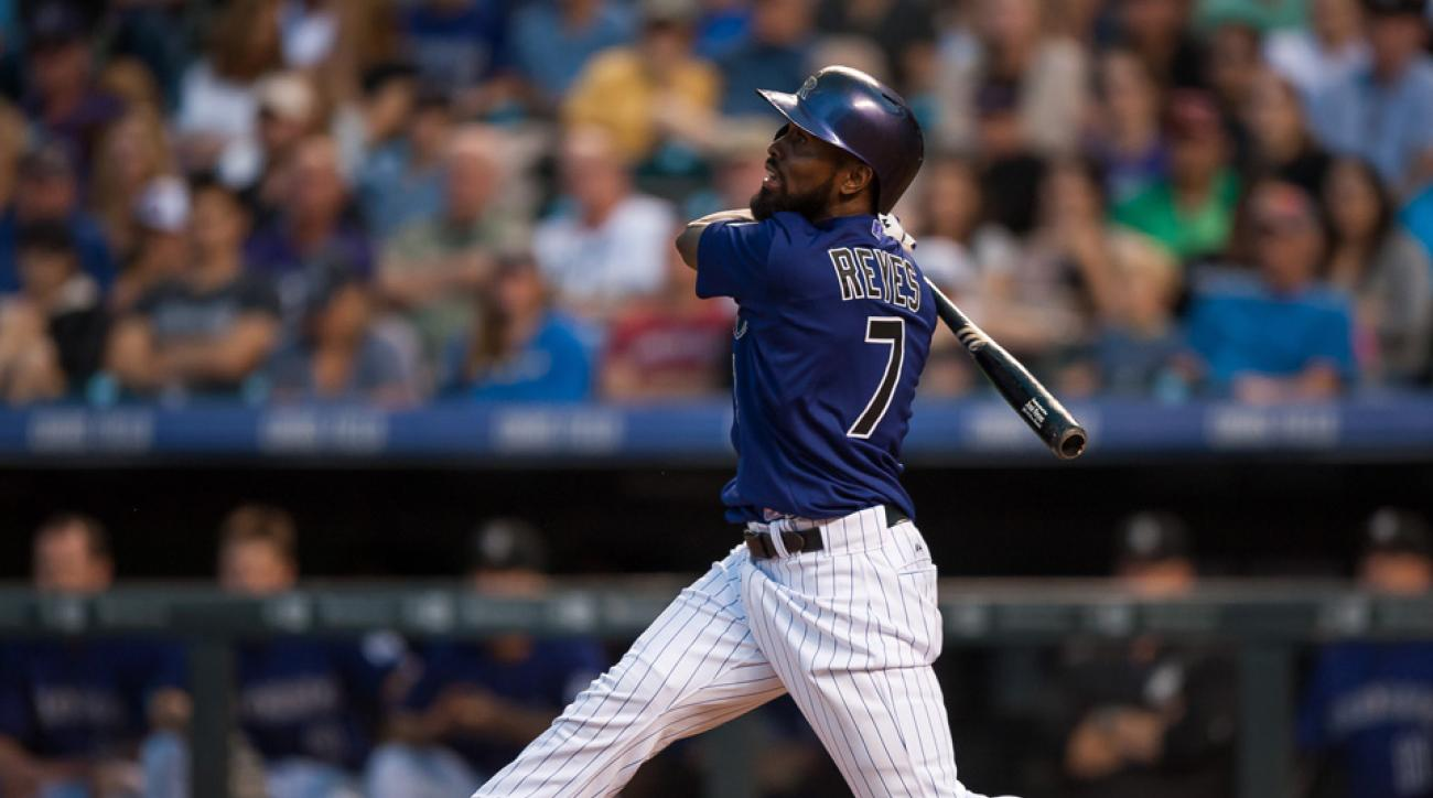 Jose Reyes clear waivers