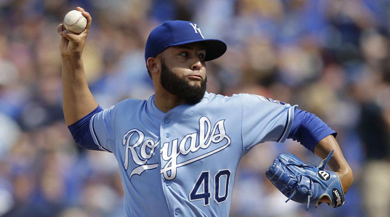Kelvin Herrera, Kansas City Royals