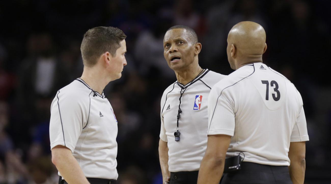 NBA, referees' union agree on new CBA