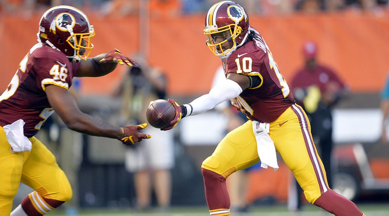 NFL preseason: Robert Griffin III, La'el Collins among players to watch