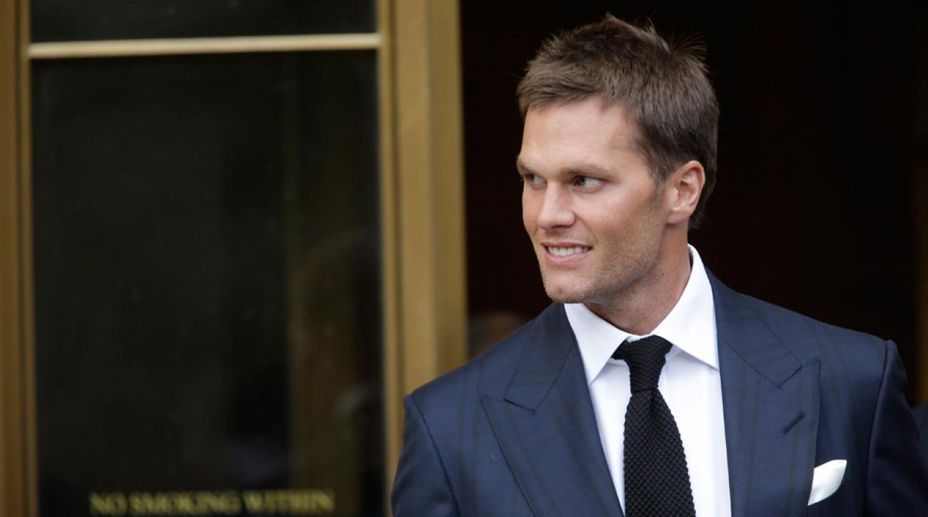 Tom Brady Deflategate hearing Roger Goodell NFLPA