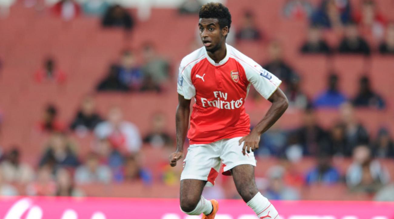 Gedion Zelalem scored the winner for Arsenal's U-21s vs. Fulham