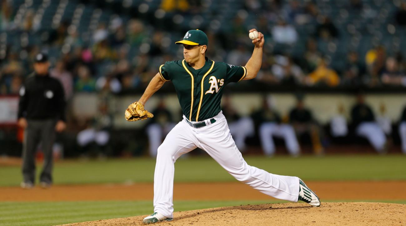 oakland as athletics pat venditte switch pitcher