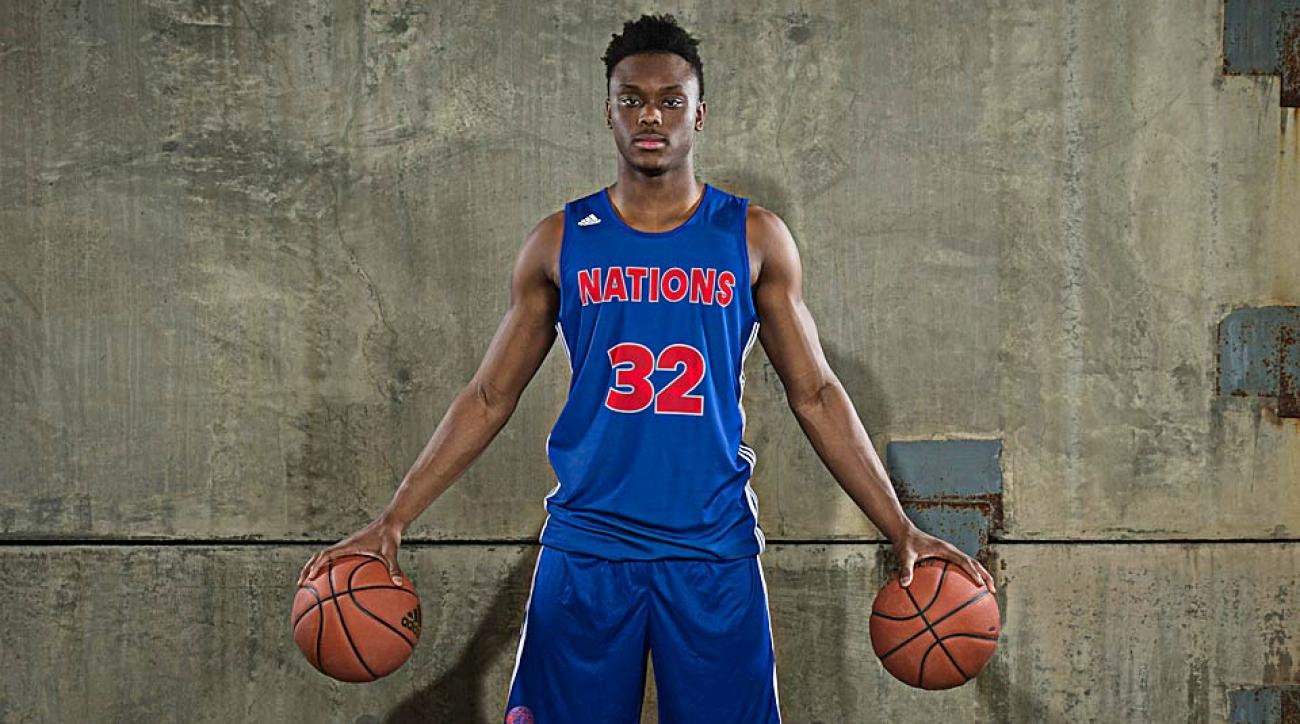 Mustapha Heron commits to Auburn