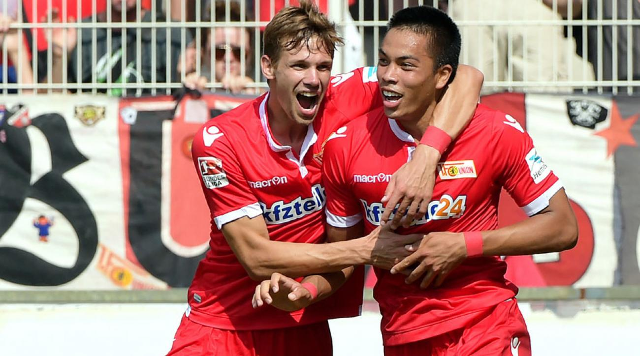 USMNT forward Bobby Wood scored his first goal for new club Union Berlin
