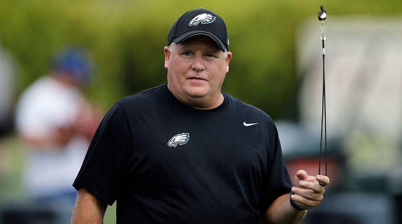 Chip Kelly Philadelphia Eagles
