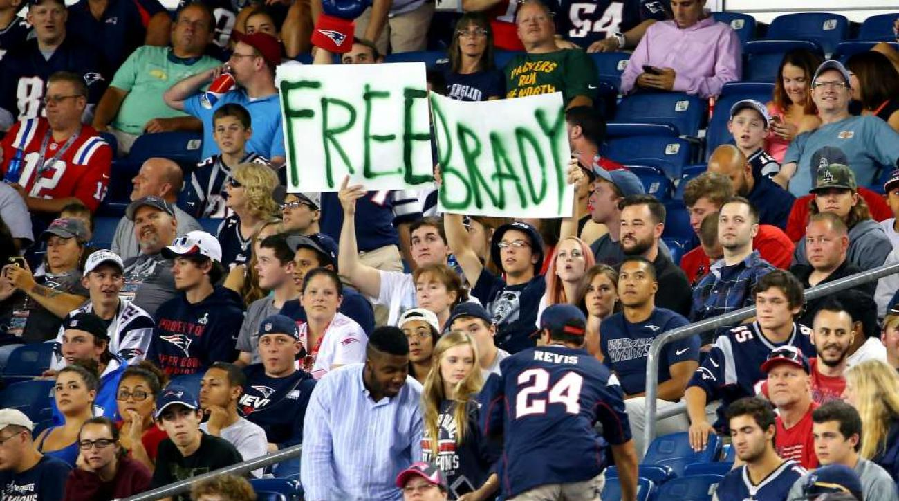Free Tom Brady movement features 100-year-old lady