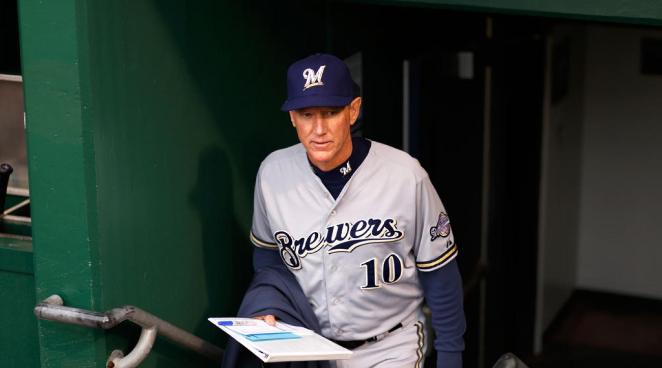 los angeles dodgers hire ron roenicke