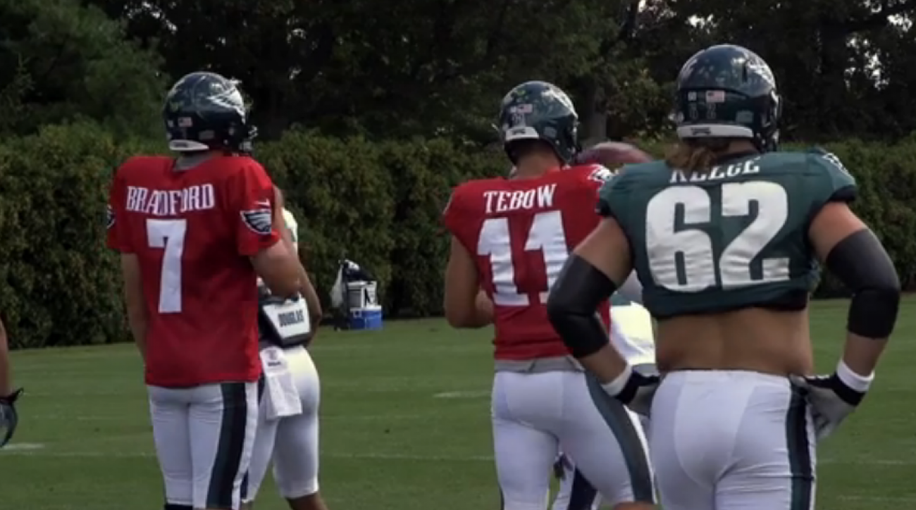Philadelphia Eagles Training Camp