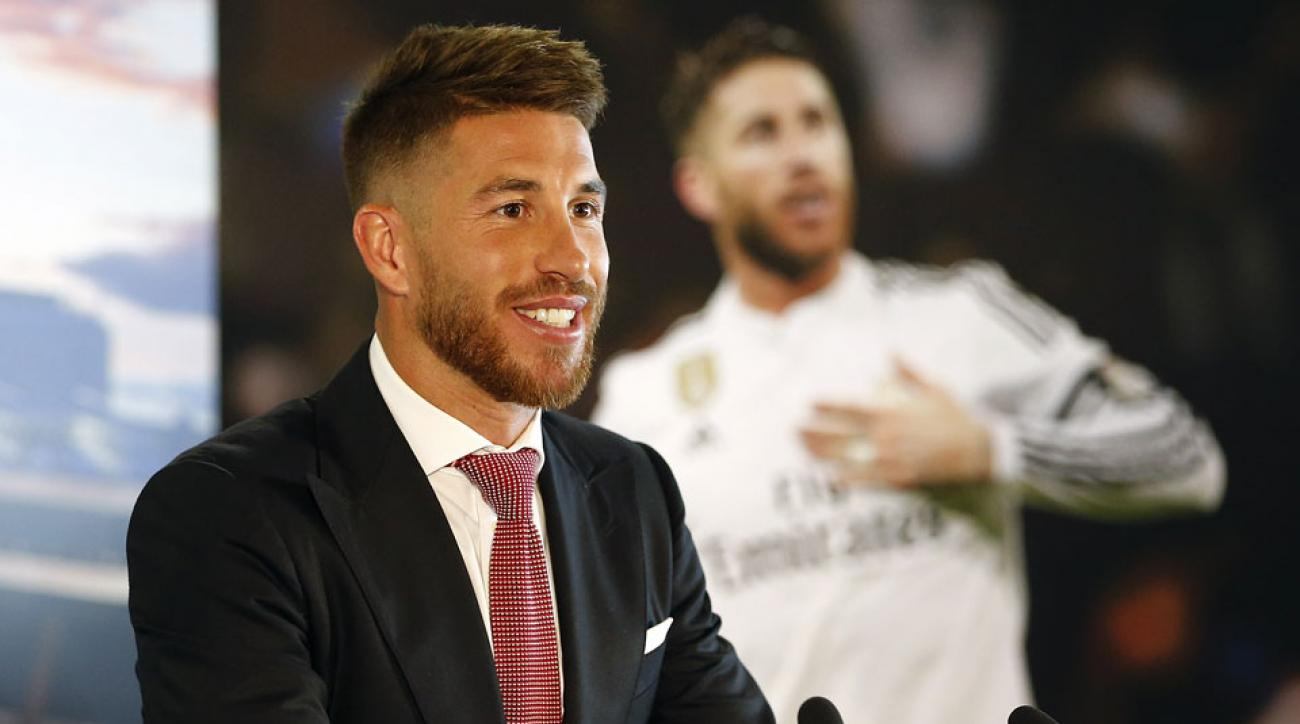 sergio ramos real madrid contract extension
