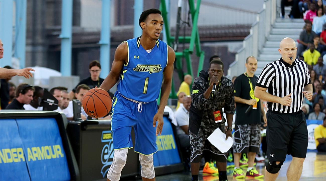 Terrance Ferguson has committed to Alabama