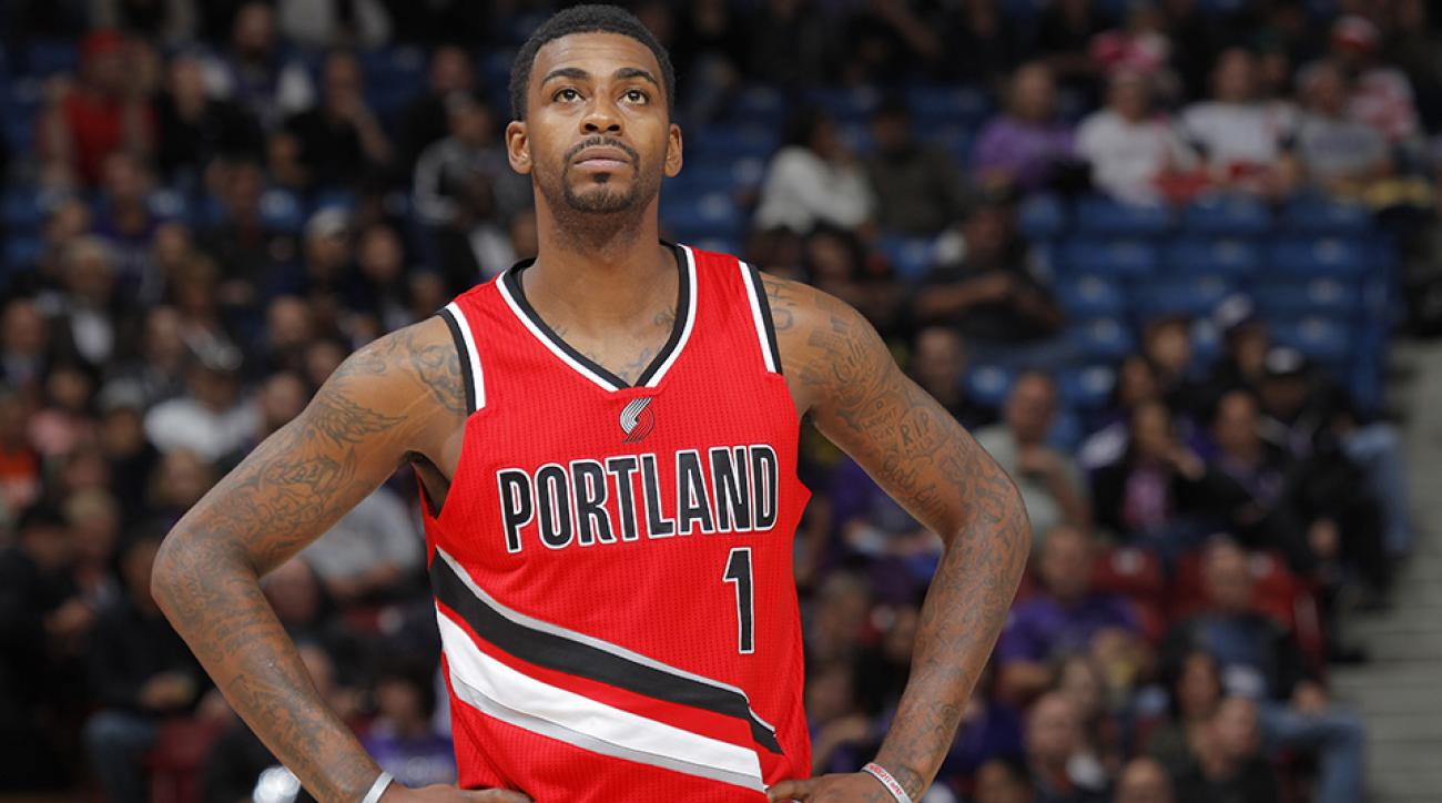 trail blazers dorell wright contract china