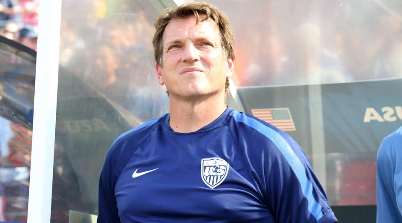Andreas Herzog will coach the U.S. Under-23 men's national team in Olympic qualifying