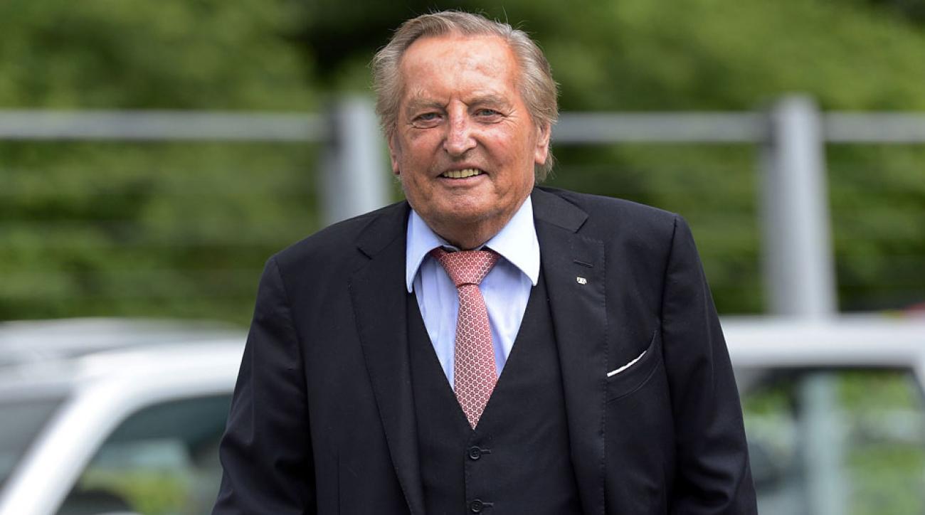 Gerhard Mayer-Vorfelder has passed away at 82