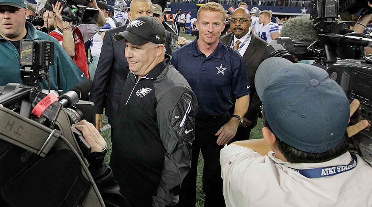 NFC East preview: Eagles, Cowboys favorites in 2015 division race