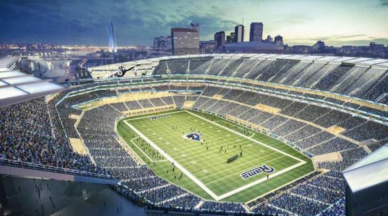 st louis rams stadium proposal news state