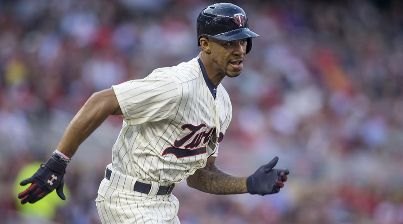 minnesota twins byron buxton recalled aaron hicks dl