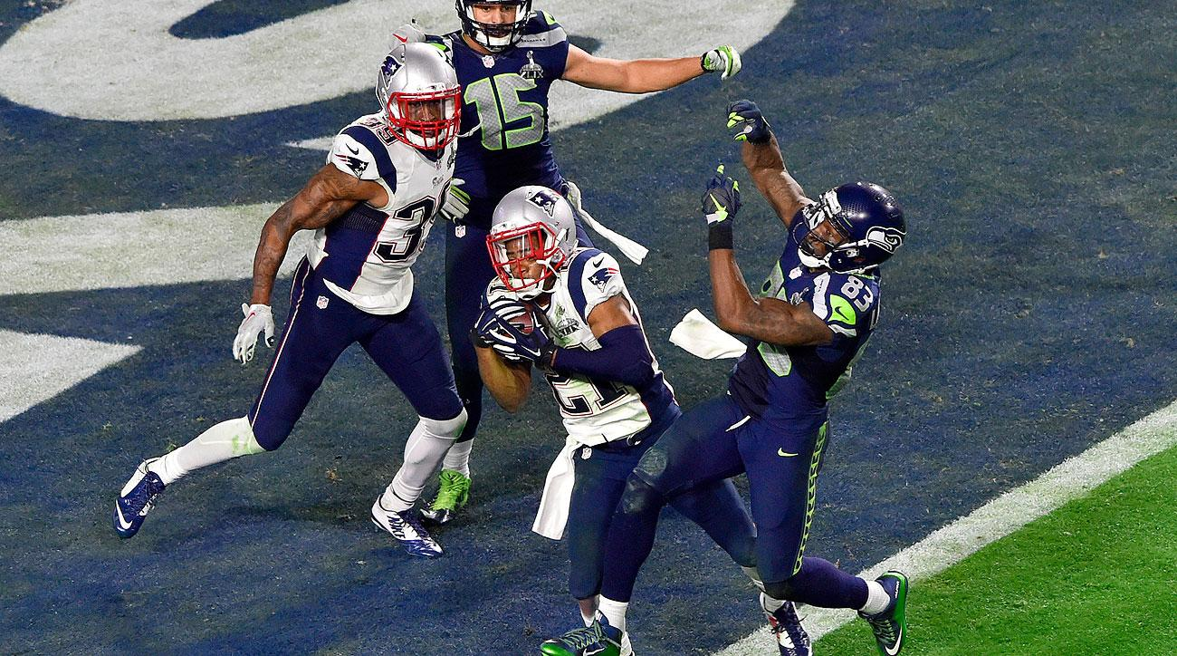 Malcolm Butler's interception (Focus On Sport/Getty Images)
