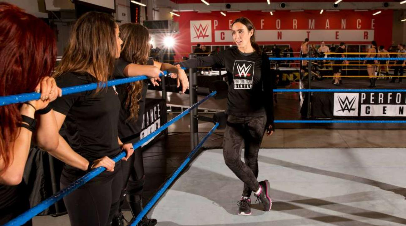 NXT women's division is poised to take over WWE