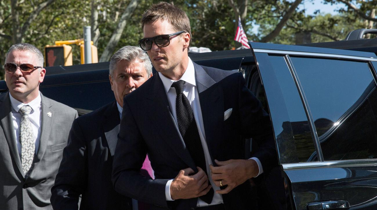 tom brady appeal suspension hearing deflategate news