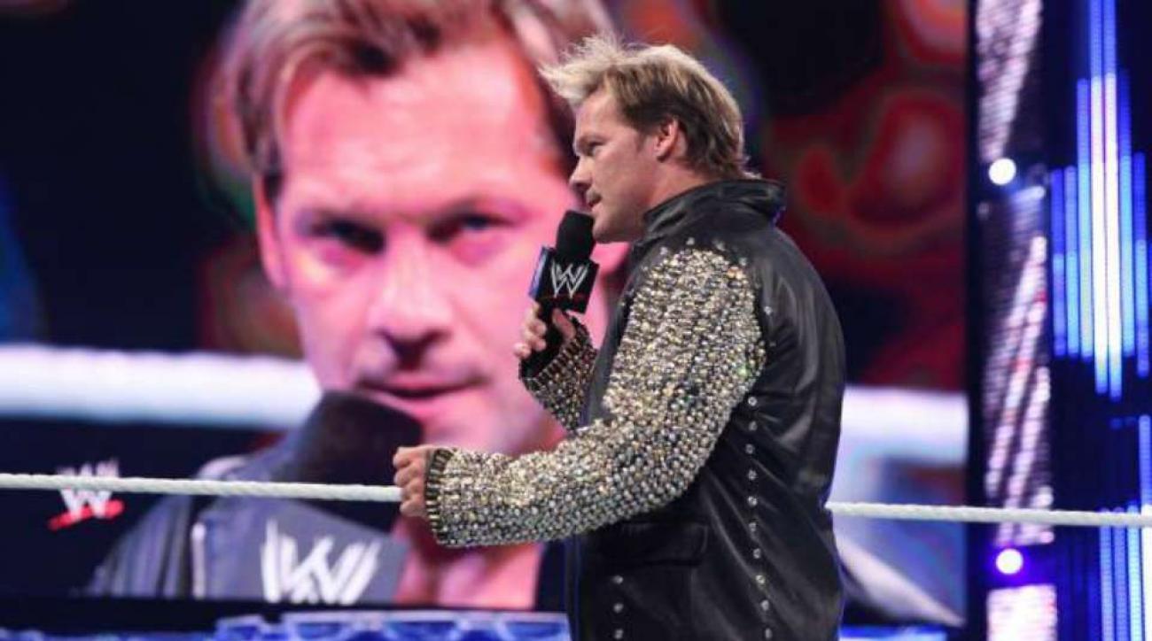 WWE Chris Jericho SummerSlam Hulk Hogan