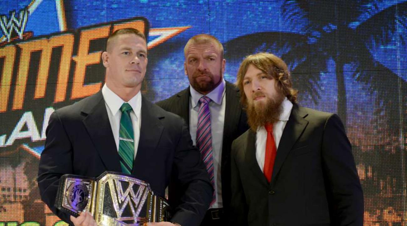WWE SummerSlam main event rankings