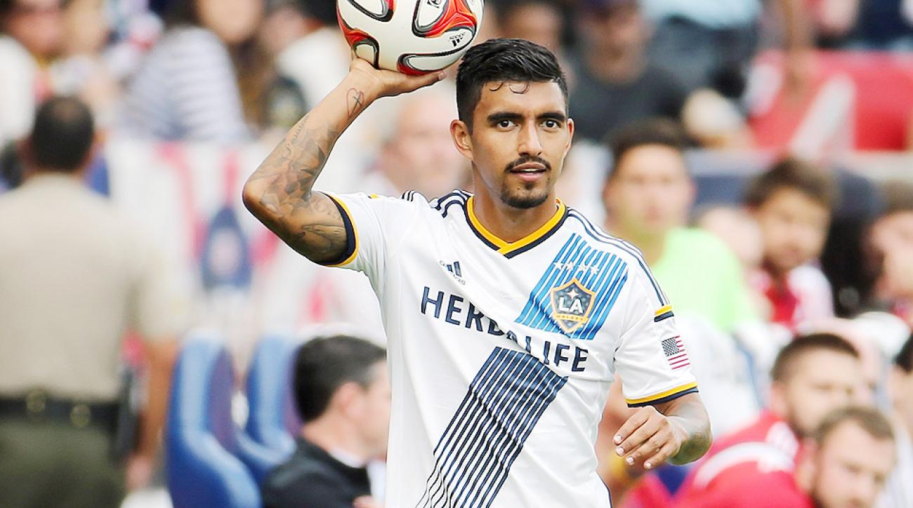 LA Galaxy's A.J. DeLaGarza joined the latest Planet Futbol podcast.