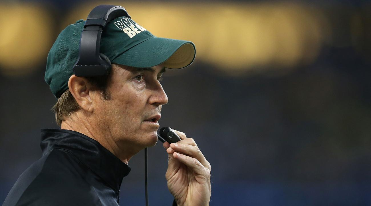 art briles chris peterson ukwuachu sexual assault