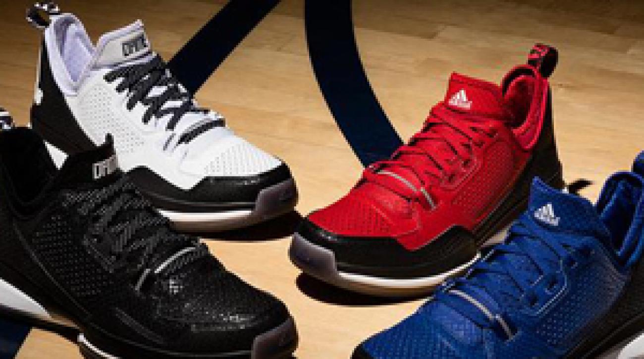 new styles c07a1 0a425 Adidas, Damian Lillard unveil four new colorways of D Lillar
