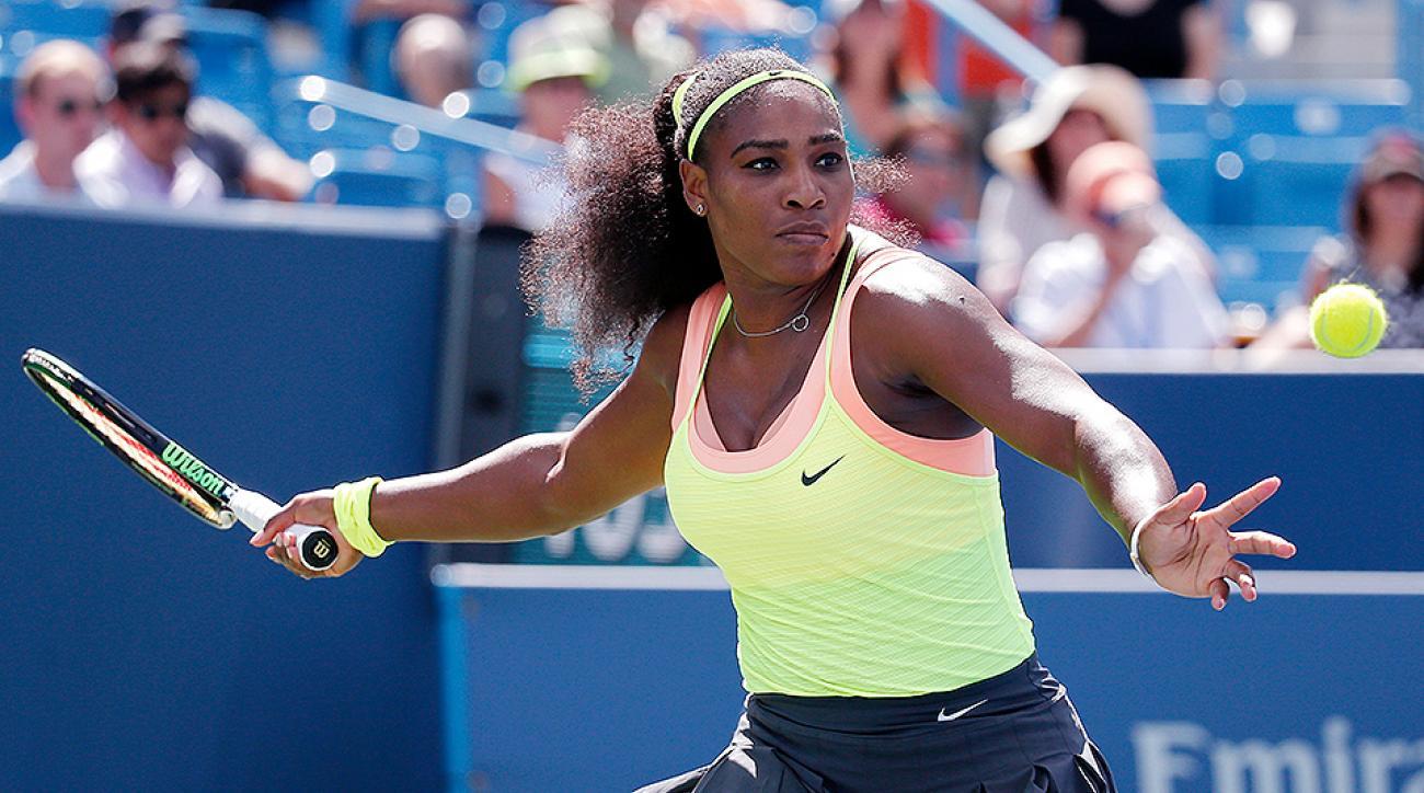 Serena Williams wins Cincinnati