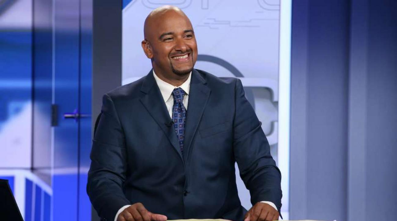 Jonathan Coachman cpnnects WWE, ESPN worlds at SummerSlam | SI com