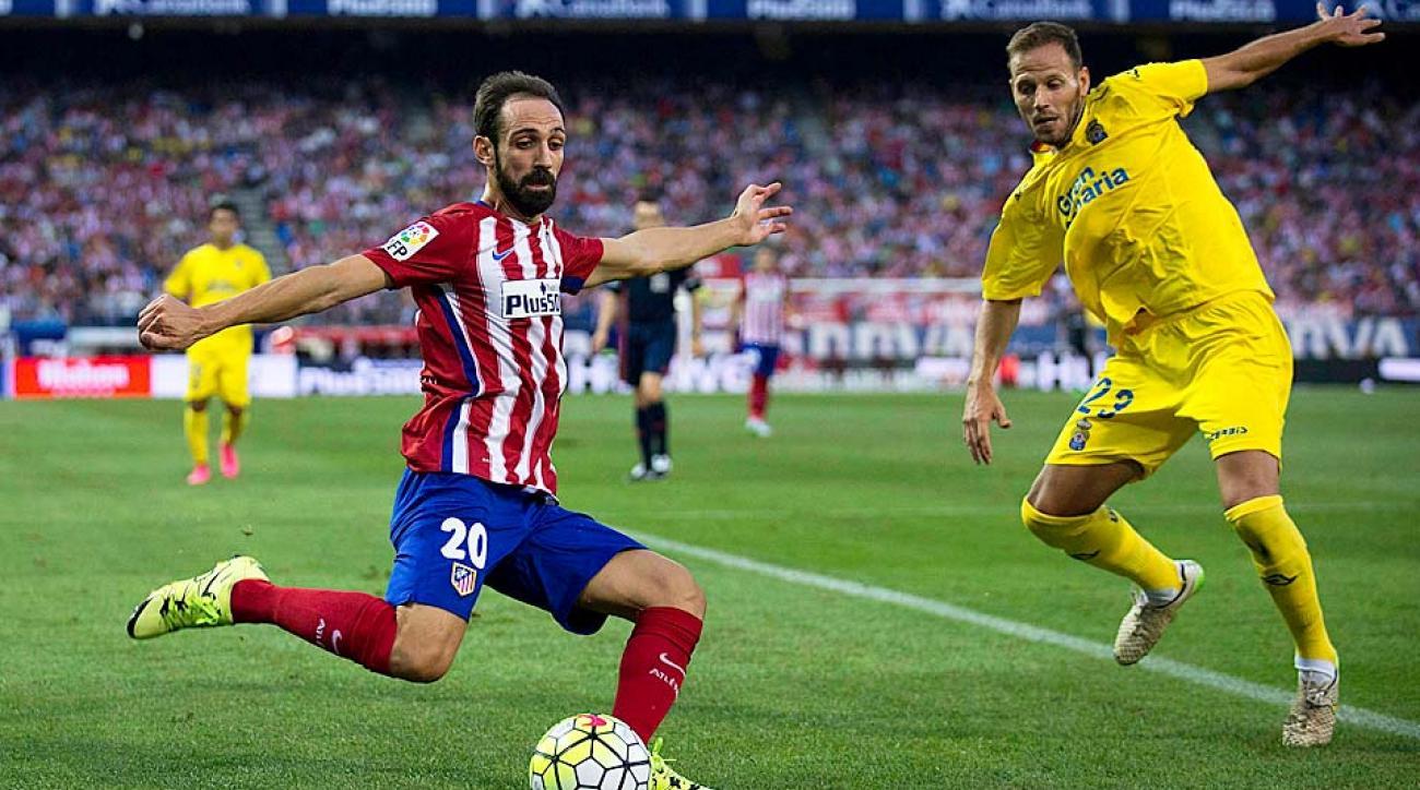 Atletico Madrid vs. Las Palmas