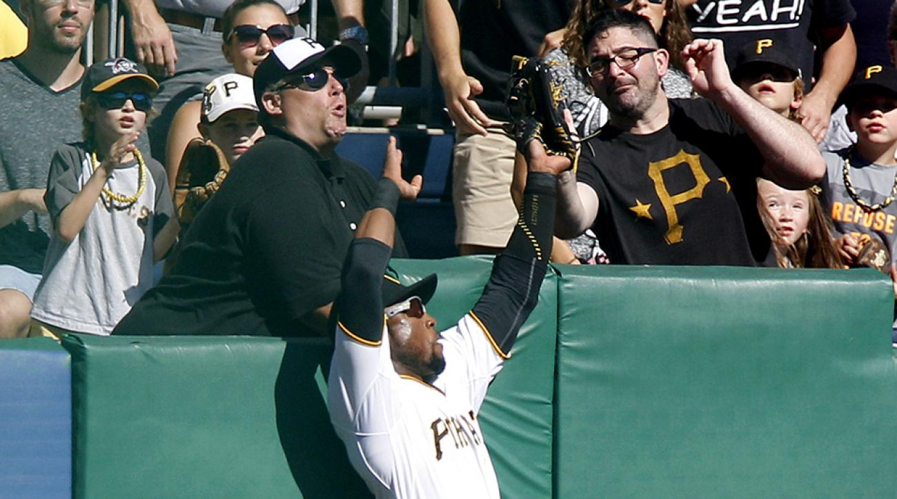 giants pirates starling marte home run rob video