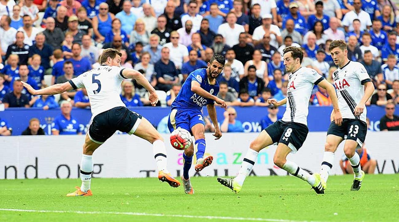 Leicester City vs. Tottenham