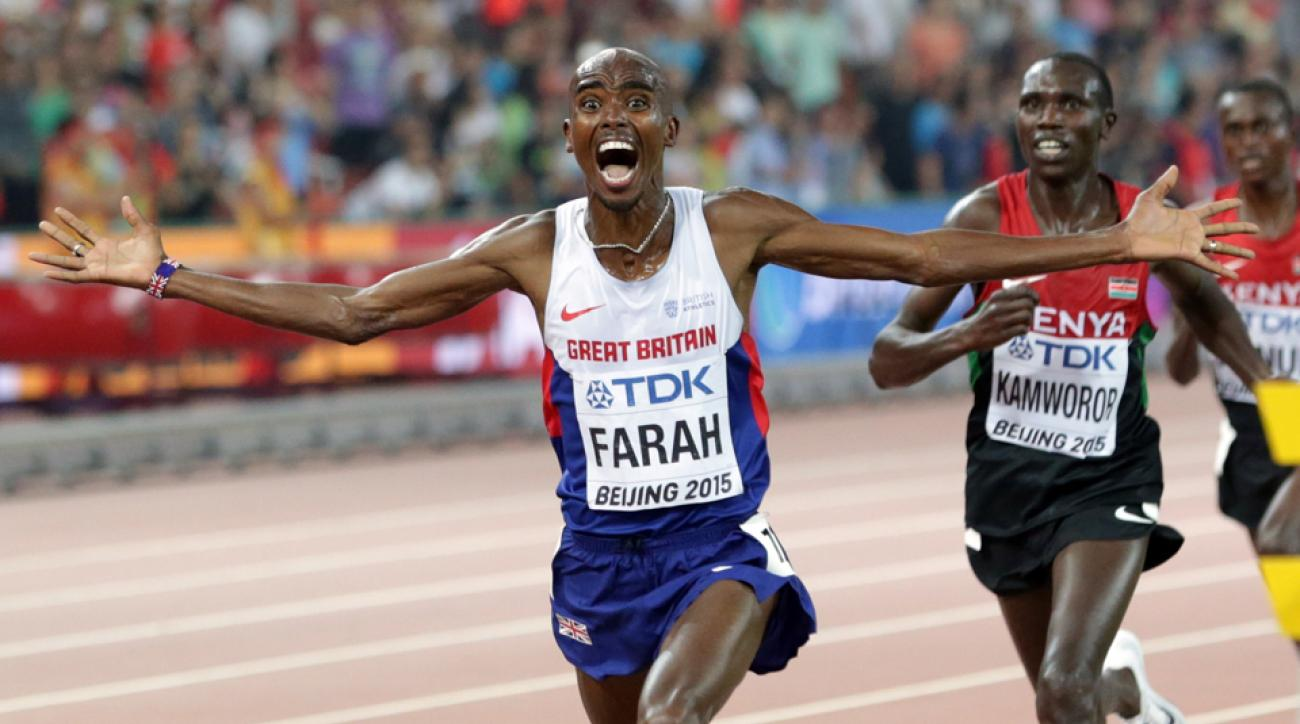 mo farah wins beijing 2015 world championship gold