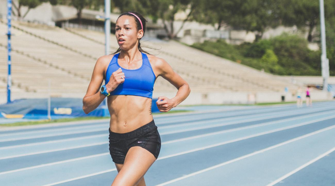 Aisha Praught makes strides for Jamaica in international debut