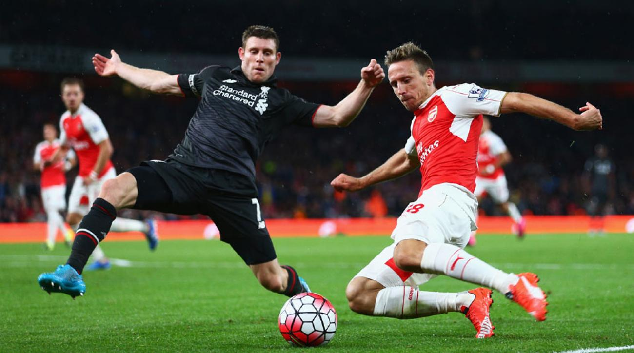 Arsenal, Liverpool play to a 0-0 draw in the Premier League