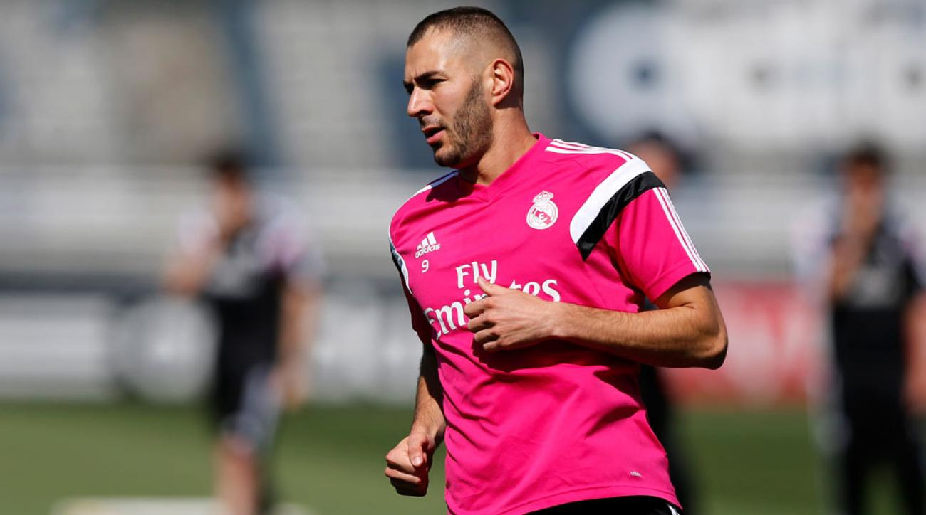 Karim Benzema insists he won't be leaving Real Madrid
