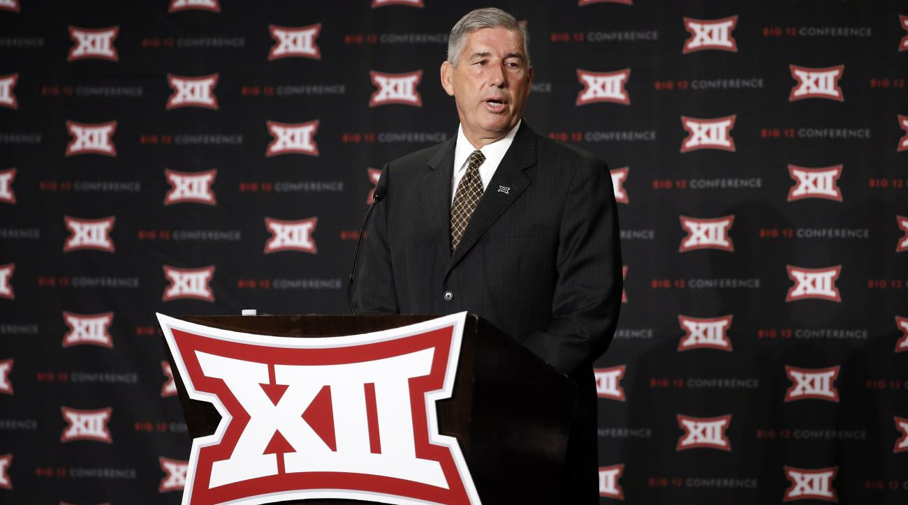 big 12 transfer policy bob bowlsby baylor scandal