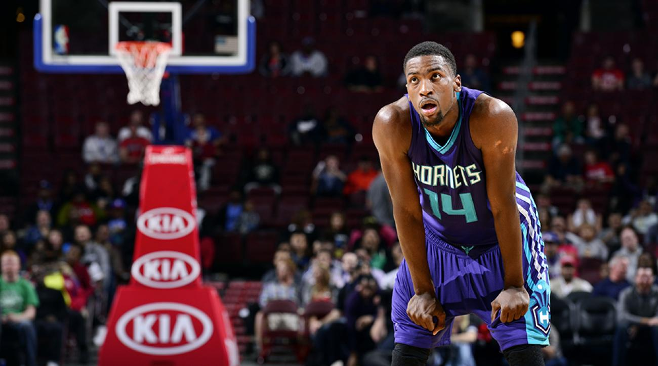 charlotte hornets michael kidd gilchrist contract extension