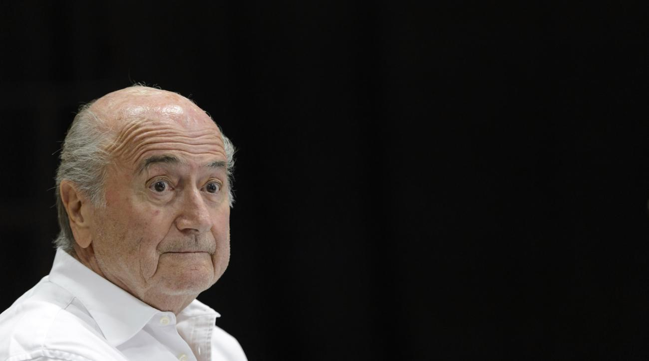 fifa reform chief no sepp blatter corruption