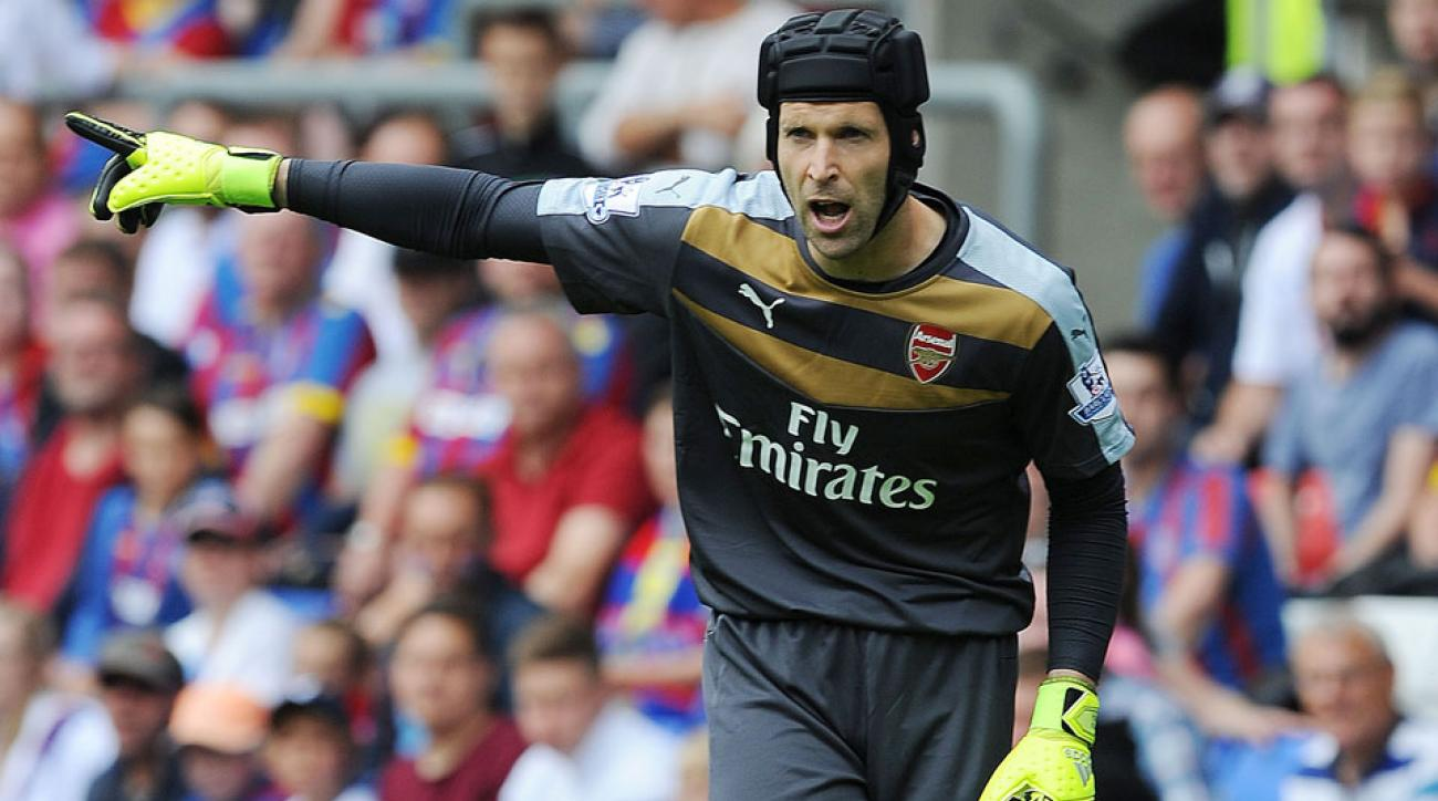 Petr Cech came up big for Arsenal vs. Liverpool on Monday