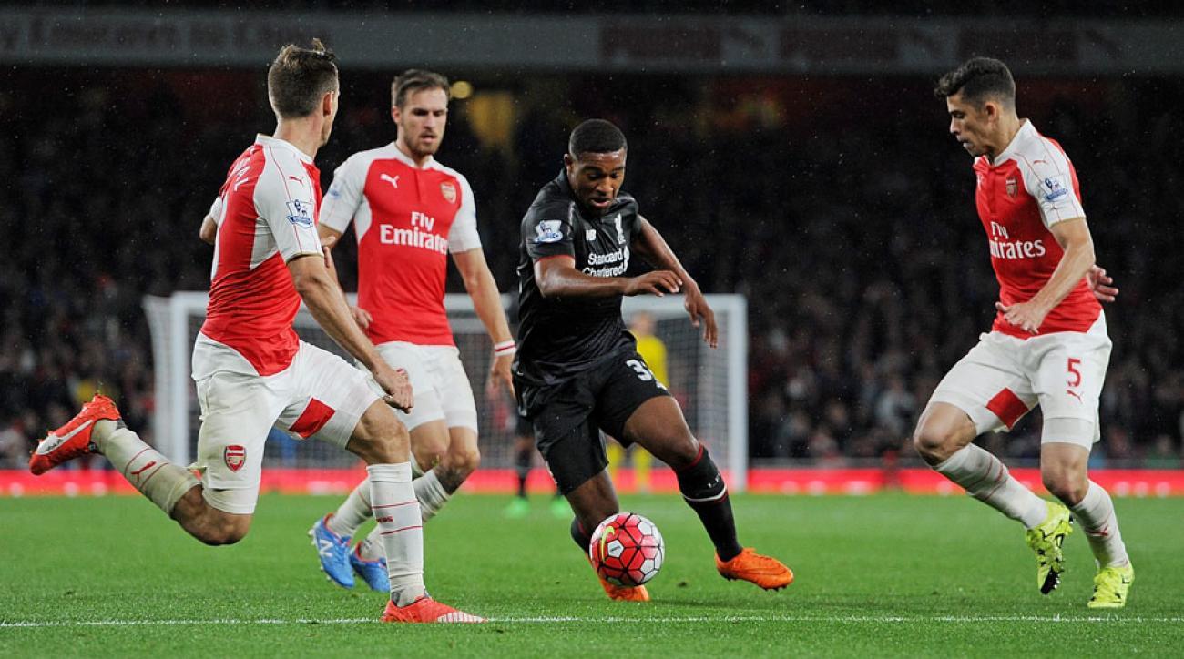 Liverpool's Jordon Ibe headlines England U-21 side that'll face USA's U-23s