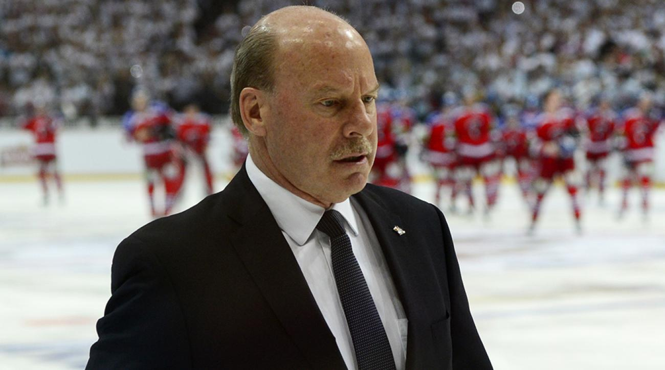 khl mike keenan vladimir lenin metallurg commercial video