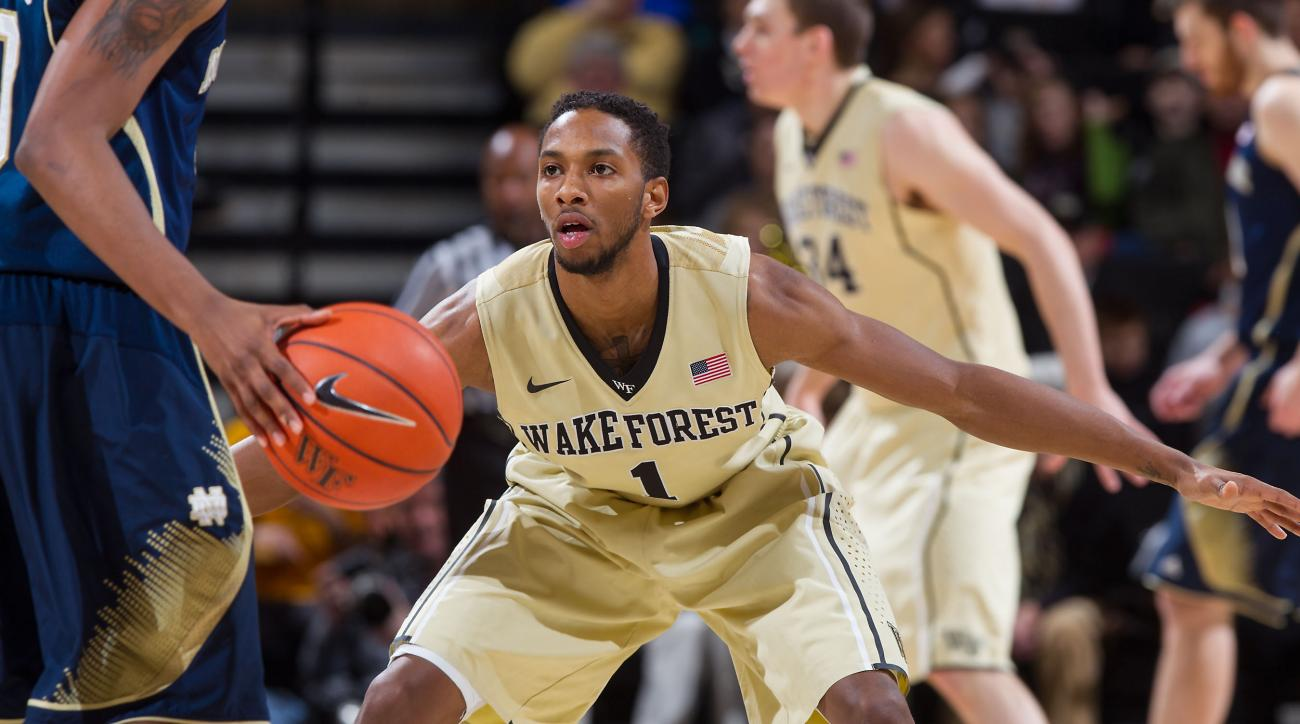 Madison Jones dismissed from Wake Forest