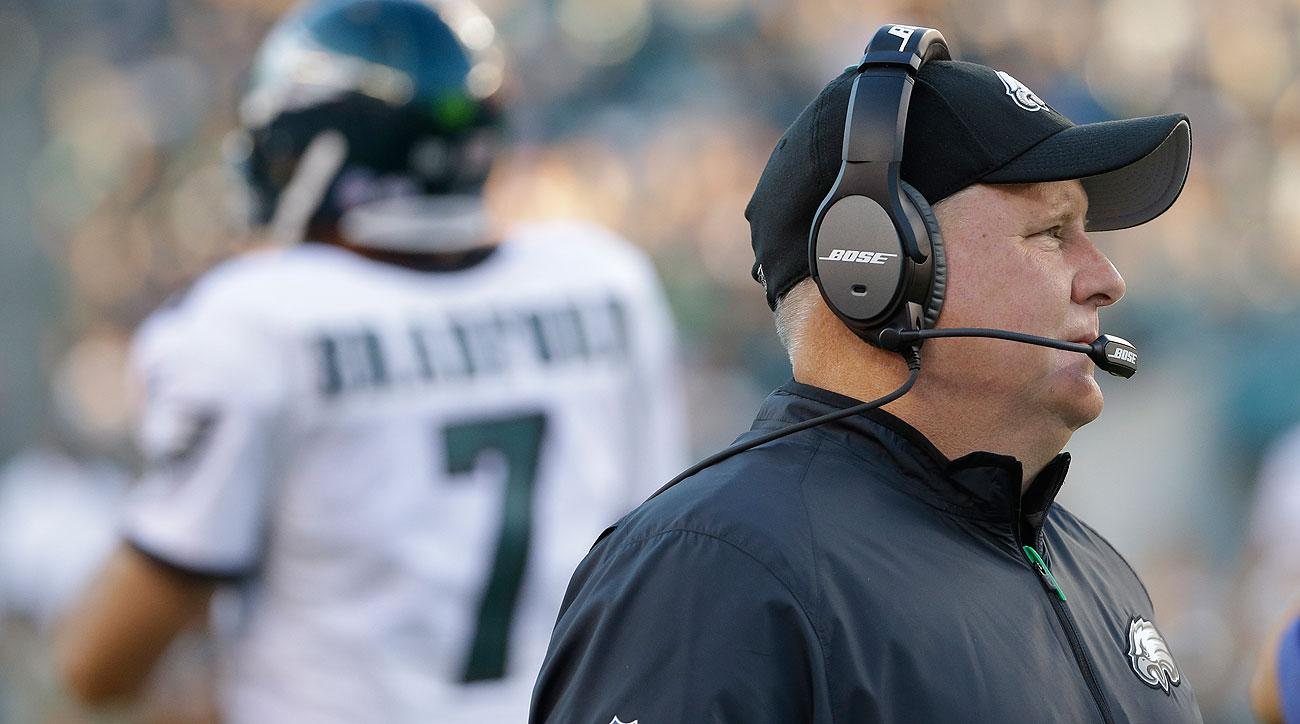 Chip Kelly (Michael Perez/AP)