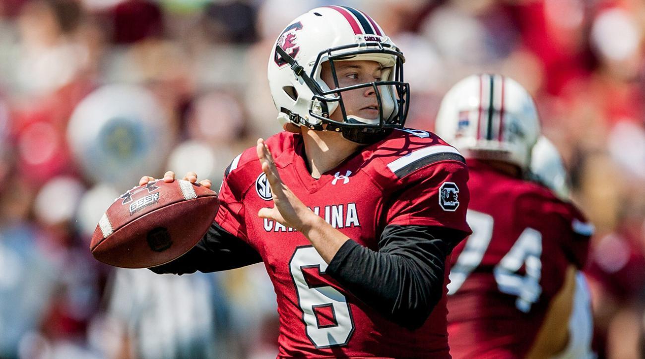 South Carolina Gamecocks name Connor Mitch starting QB