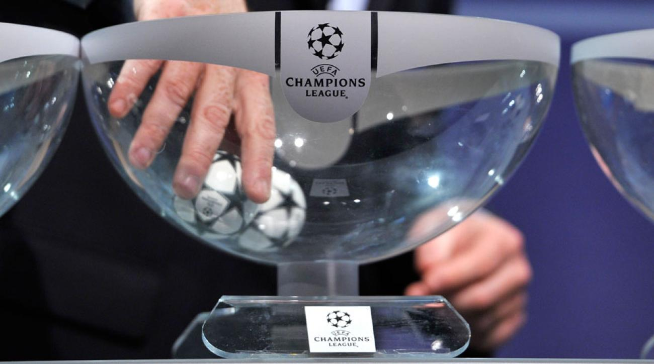 The 2015-16 UEFA Champions League group draw will take place Thursday.