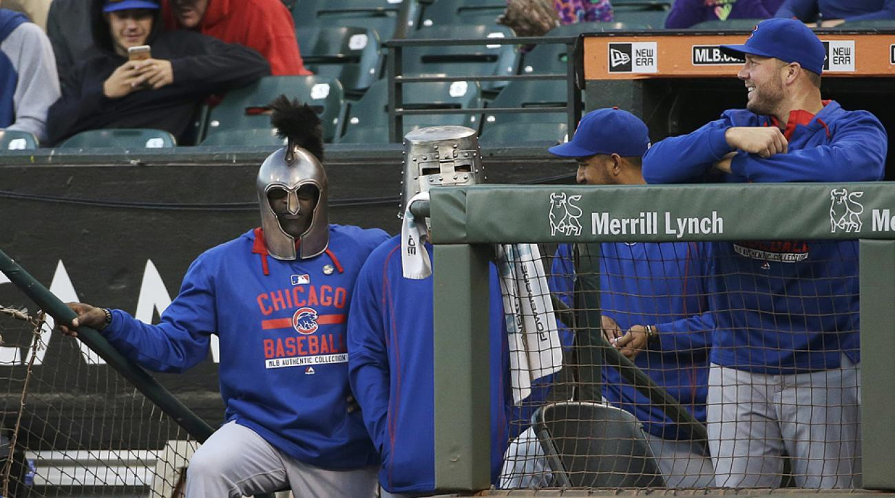 chicago cubs medieval armor giants