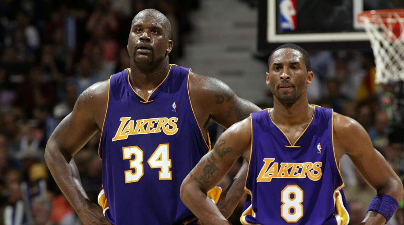 best sneakers e5c95 57d60 Kobe Bryant, Shaquille O Neal discuss feud on podcast   SI.com